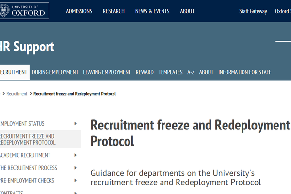 recruitment protocols