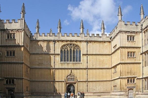 bodleian library 1593689